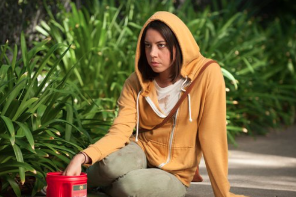 Parks and Recreation Aubrey Plaza April Ludgate