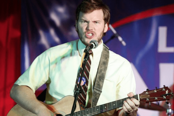 Parks and Recreation Chris Pratt Andy Dwyer