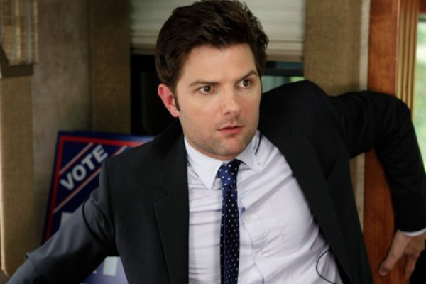 Parks and Recreation Adam Scott Ben Wyatt