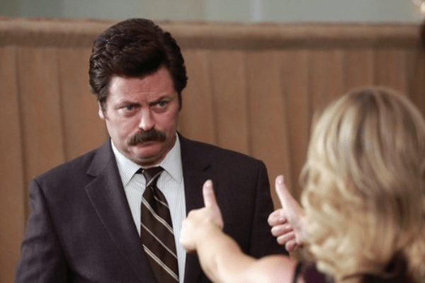 Parks and Recreation, Love Lessons, NBC Parks and Rec, nbc parks and recreation, nbc parks and rec, nick offerman, nick offerman parks and recreation, parks and rec nick offerman, nick offerman parks and rec, parks and rec ron swanson, ron swanson, ron sw