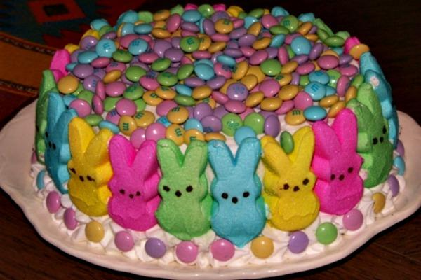 Every Easter 600 million Peeps are consumed in the U.S.
