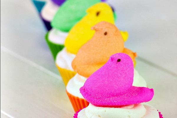 There's a Peeps cookbook.