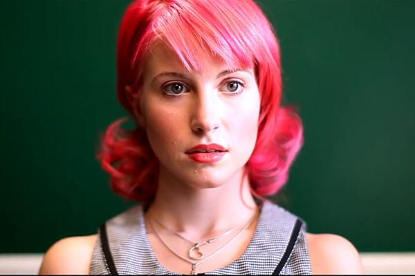 hayley williams hair hayley williams paramore hayley williams pink hair
