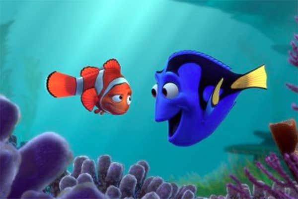 Pixar Finding Nemo Dory