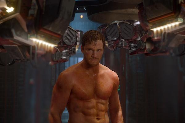 Chris Pratt, guardians of the galaxy, sexy, reboot, chris pratt shirtless, chris pratt gotg, gotg, guardians of the galaxy movie, chris pratt guardians of the galaxy