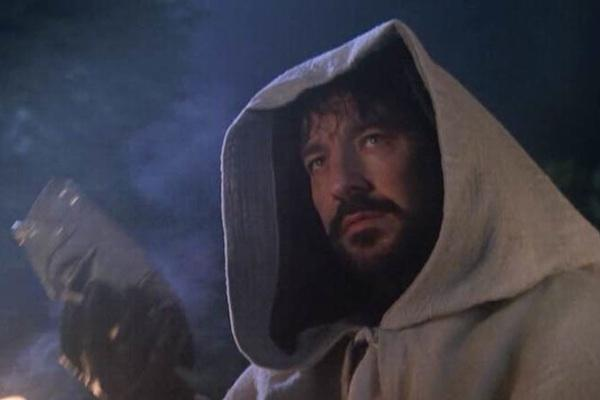 Alan Rickman from Robin Hood:Prince of Thieves