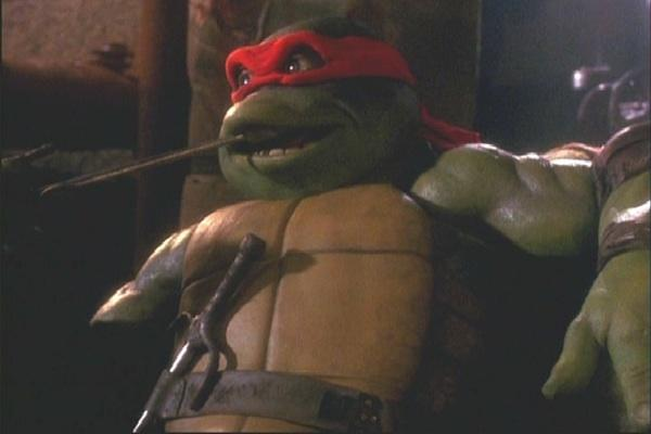 from Teenage Mutant Ninja Turtles