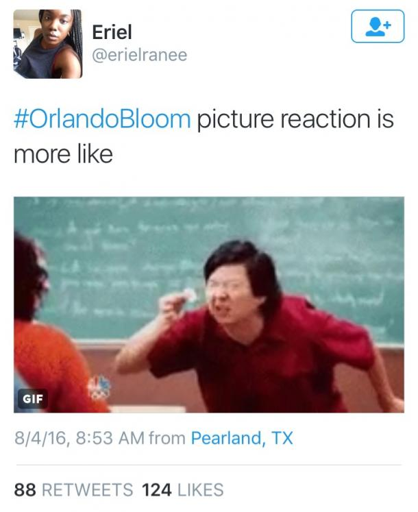 Orlando Bloom Penis