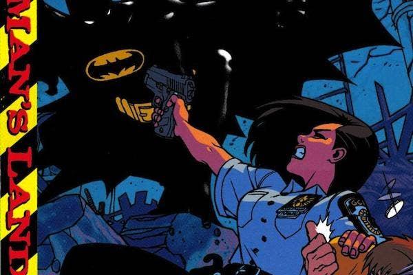 renee montoya from The Batman Chronicles 16 dc comics lgbt superheroes super hero lgbtq gay lesbian bisexual
