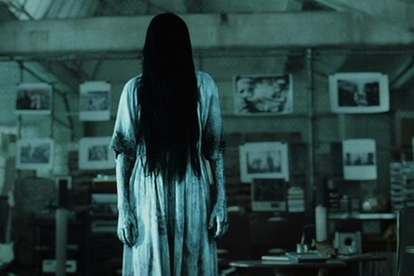 Daveigh Chase from The Ring