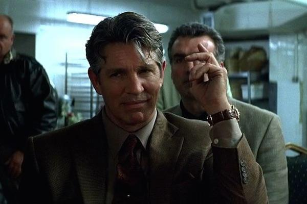 Eric Roberts from The Dark Knight