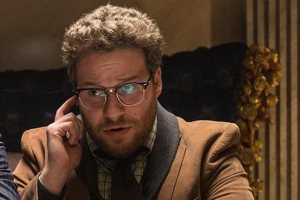 Seth Rogen from The Interview