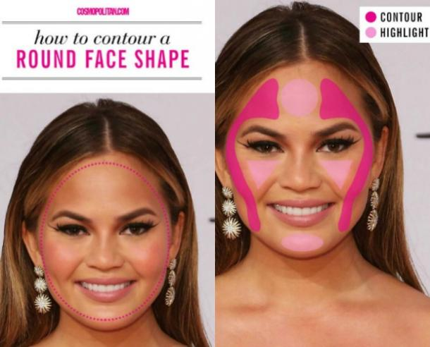 The RIGHT Way To Contour And Highlight For Your Face Shape