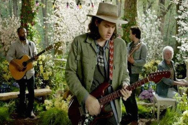 John Mayer from Queen of California