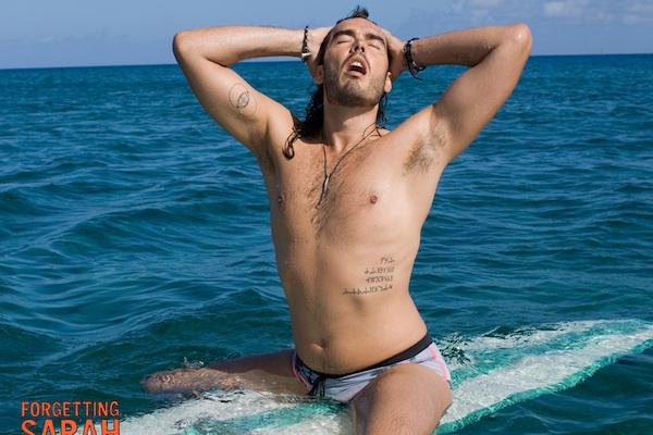 Russell Brand from Forgetting Sarah Marshall
