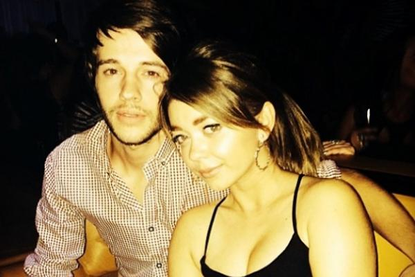 Sarah Hyland and Matthew Prokop Instagram before domestic violence and breakup