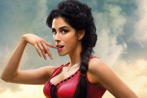 Sarah Silverman from 100 Ways To Die In The West