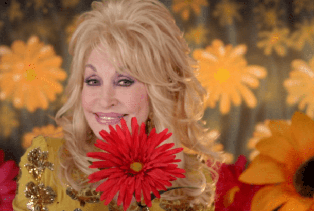 dolly parton music video
