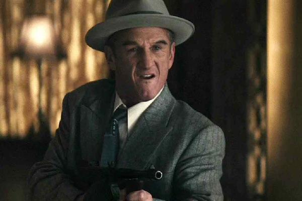 Sean Penn from Gangster Squad