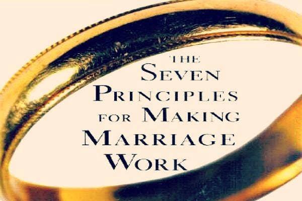 seven marriage principles