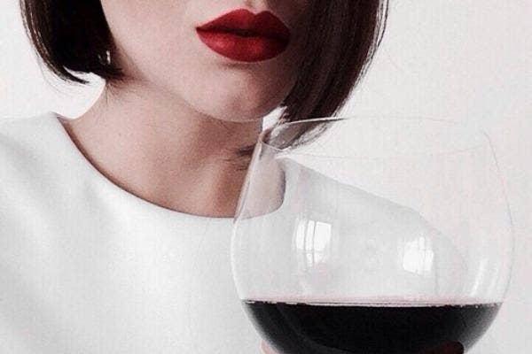red wine aphrodisiac