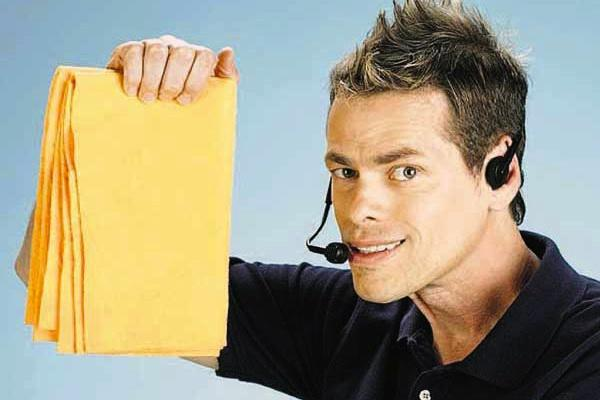 Vince Offer from ShamWow Ad