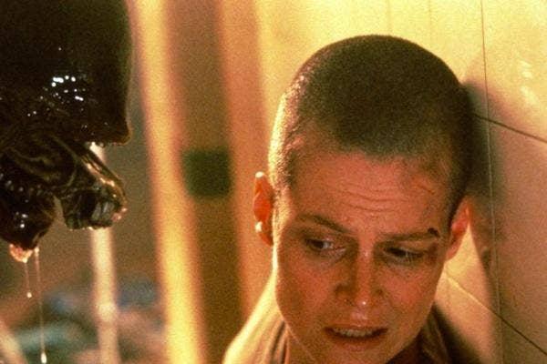 Sigourney Weaver from Alien 3
