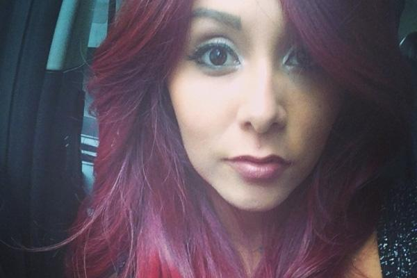 Snooki with red hair thin losing virginity first time sex