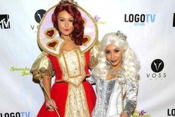 Snooki and JWoww from Twitter.com