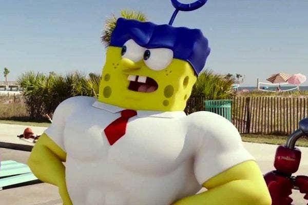 Sexy Spongebob Squarepants, sexy, nicktoons, cartoons, nickelodeon, spongebob squarepants body, nickelodeon cartoons, spongebob, spongebob squarepants cartoon, nickelodeon spongebob squarepants