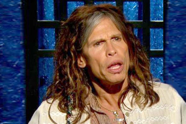 Steven Tyler of Aerosmith on American Idol losing virginity first time sex