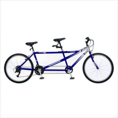 A Tandem Bicycle