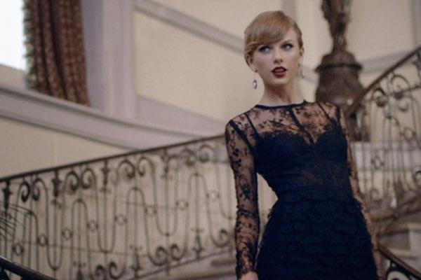 Taylor Swift from Blank Space