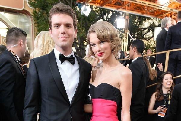 Taylor Swift and Austin Swift