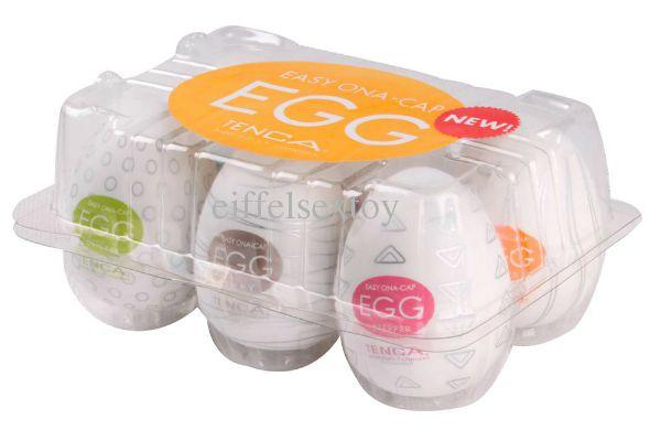 Tenga Egg 6-Pack