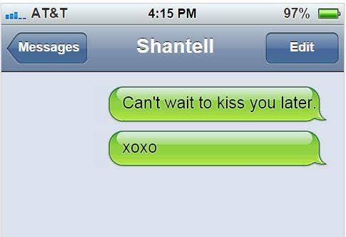 Sext text