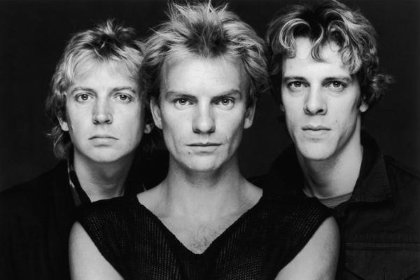 The Police Sting 1980s