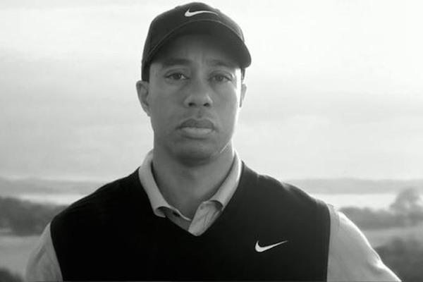 Tiger Woods from Nike Commercial
