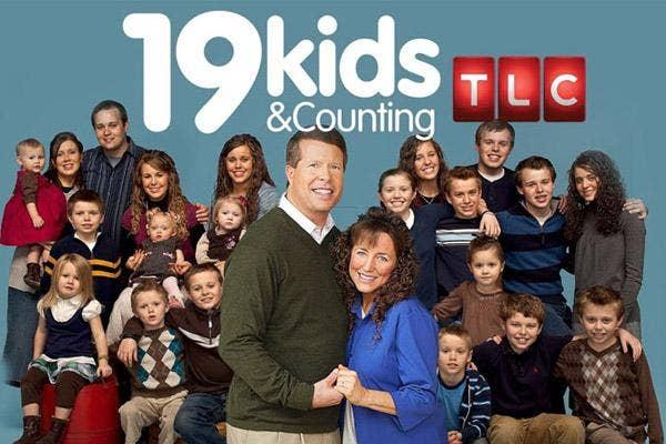 tlc 19 kids and counting duggars josh duggar
