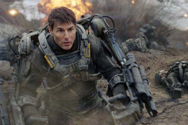Tom Cruise from Edge of Tomorrow Tom Cruise aliens Tom Cruise Scientology