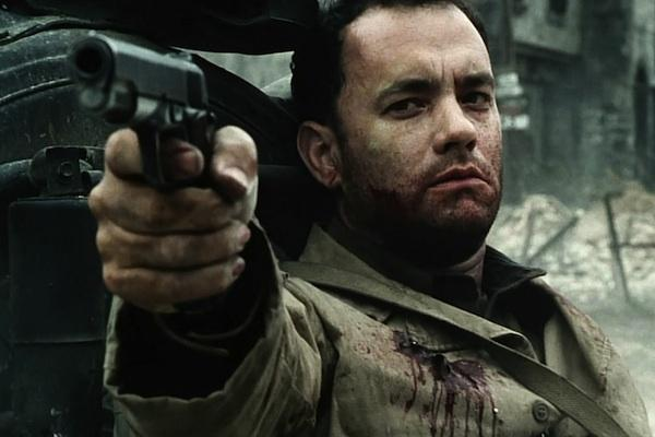 Tom Hanks, Saving Private Ryan, cool, celebrity, tom hanks love, tom hanks saving private ryan