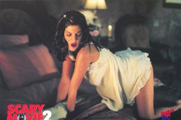 Tori Spelling from Scary Movie 2