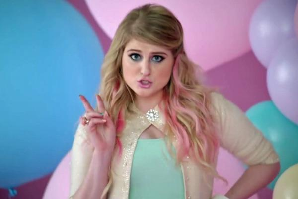 Meghan Trainor from All About That Bass