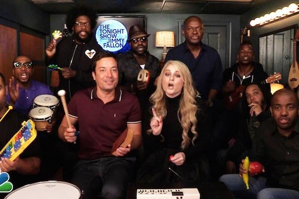 Meghan Trainor from The Tonight Show