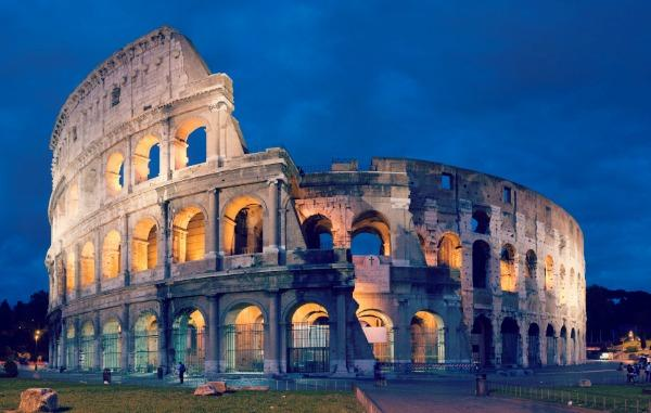 #1: In The Colosseum