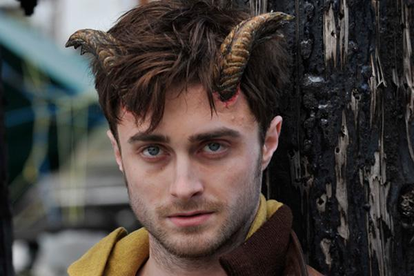 Daniel Radcliffe in Horns losing virginity first time sex