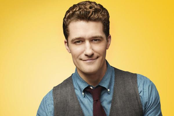 Matthew Morrison Glee losing virginity first time sex