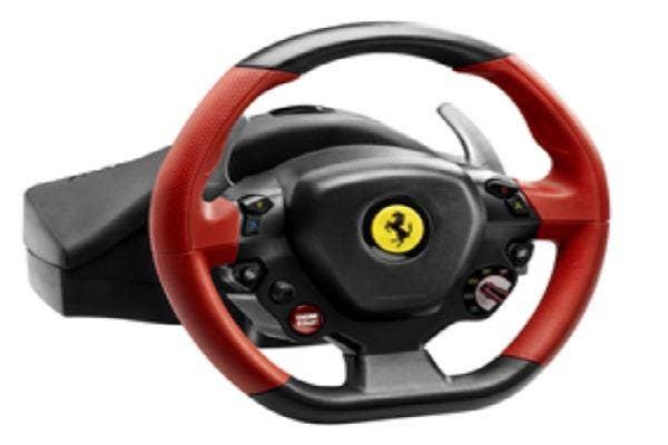 GameStop Racing Wheel