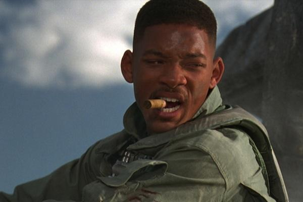 Will Smith from Independence Day will smith aliens will smith scientology