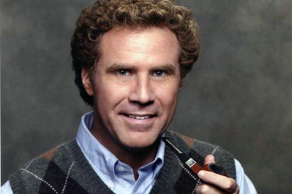 Will Ferrell smoking a pipe losing virginity first time sex